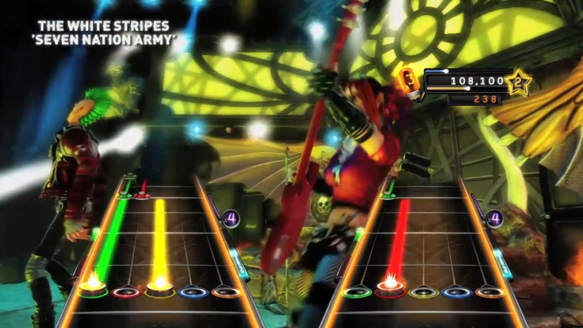 Guitar Hero: Warriors of Rock - Set List Trailer 2