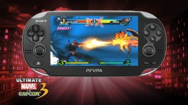 Ultimate Marvel vs. Capcom 3 - PS Vita Trailer 2