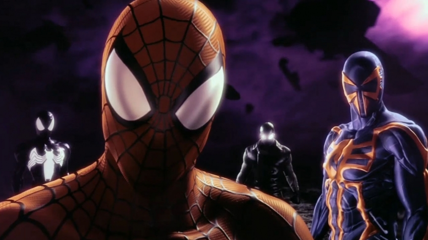 Spider-Man: Shattered Dimensions - Launch Trailer