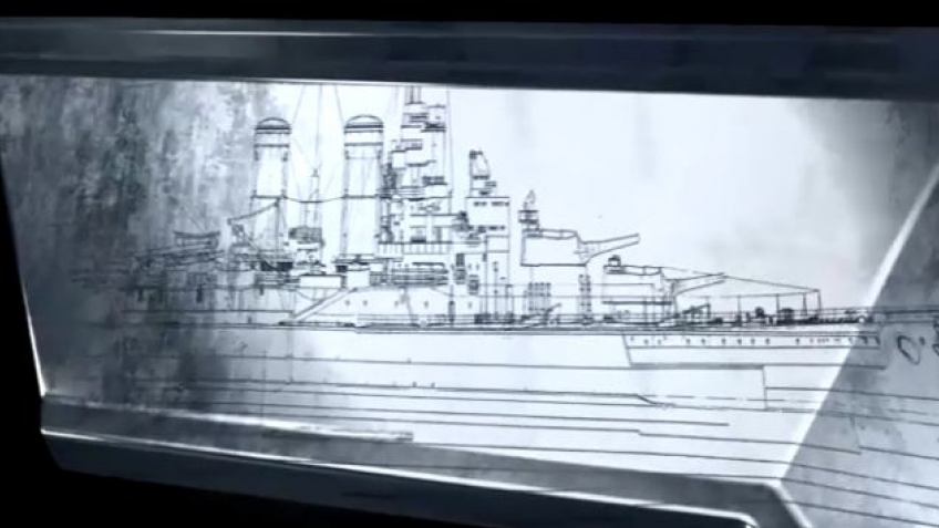 World of Battleships - Teaser