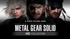 Metal Gear Solid - HD Collection Launch Trailer