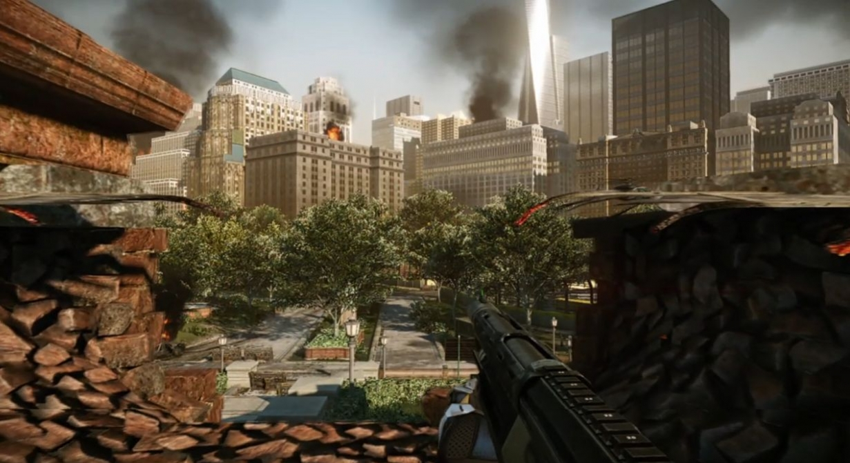 Crysis2 - Be Fast Trailer