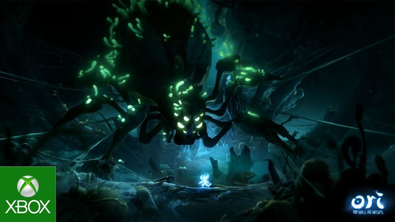 Ori and the Will of the Wisps. Трейлер с E3 2019