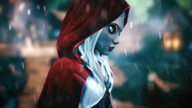 Woolfe: The Redhood Diaries - Teaser