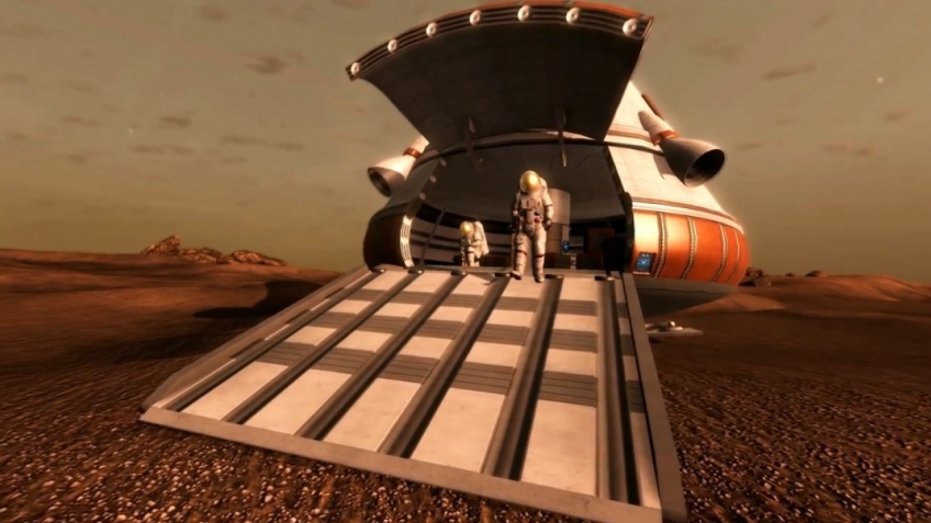 Take On Mars - E3 2015 Trailer