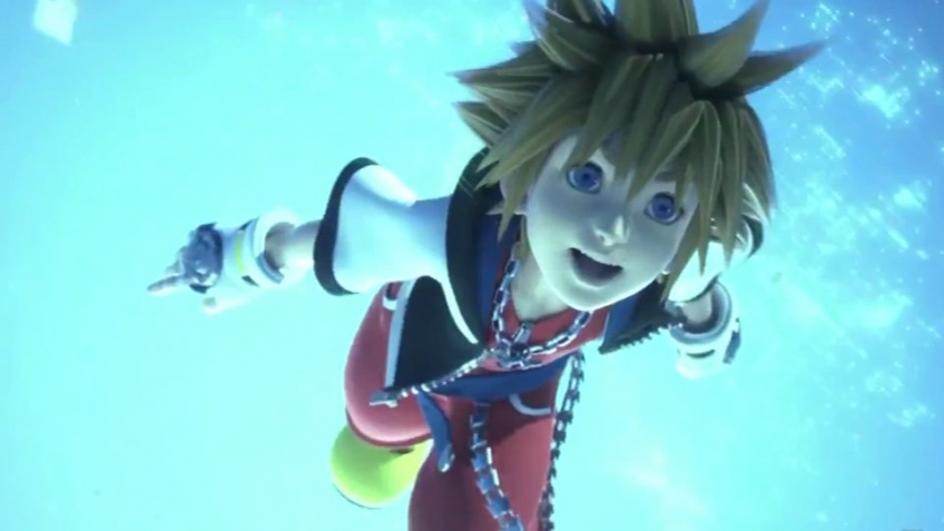 Kingdom Hearts 3D: Dream Drop Distance - Launch Trailer
