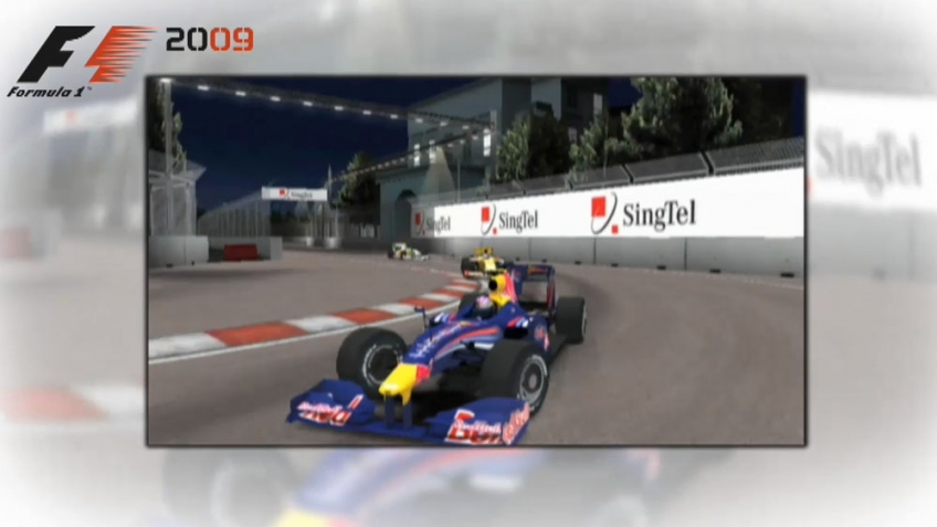 Formula 1 2009 - Wii Launch Trailer