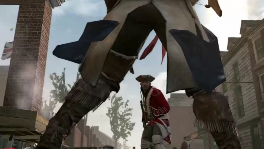 Assassin's Creed3 - PC Launch Trailer