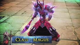 Battle of the Immortals - Blueprint Magus Trailer
