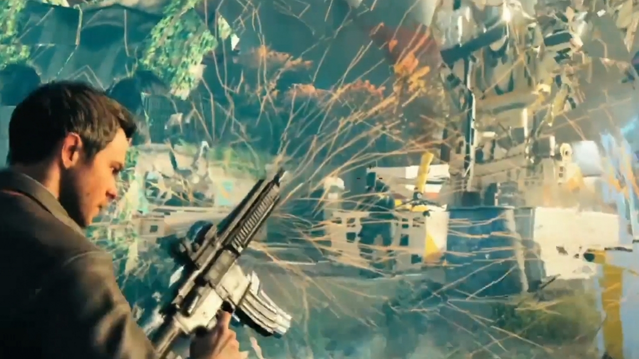 Quantum Break - Preview