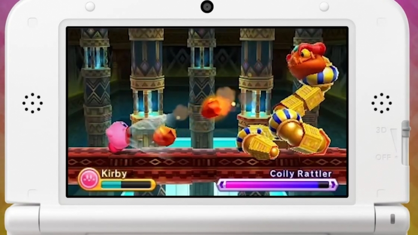 Kirby: Triple Deluxe - Meet Kirby! Trailer