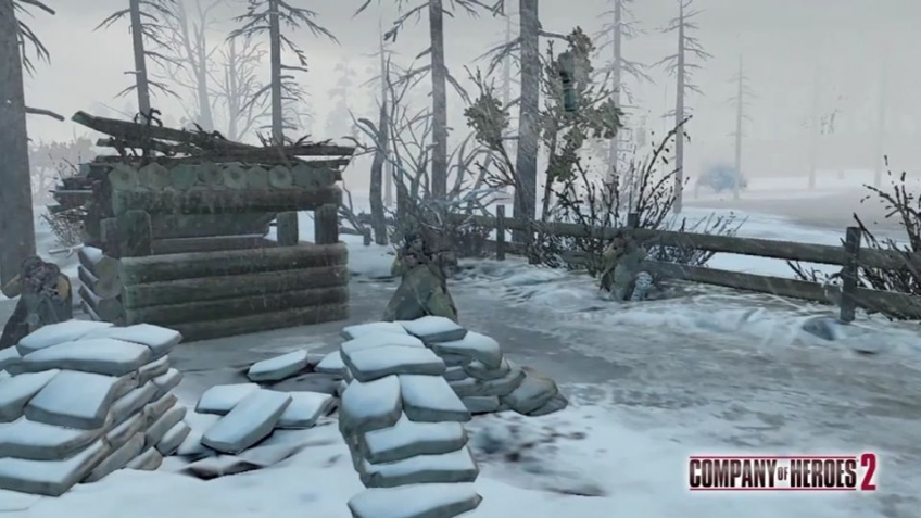 Company of Heroes 2 - Gameplay Teaser Trailer