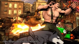 Marvel vs. Capcom 3: Fate of Two Worlds - Haggar Trailer