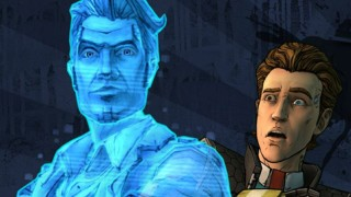 Tales from the Borderlands Episode 2: Atlas Mugged - Начало игры
