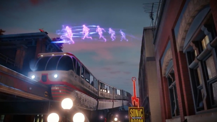 inFamous: Second Son - Neon Reveal Trailer