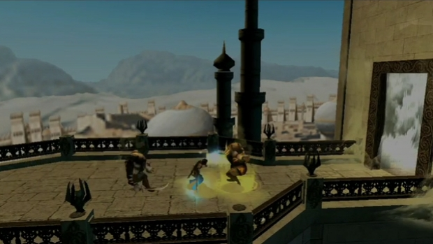 Prince of Persia: The Forgotten Sands - PSP Trailer