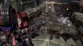 Transformers: War for Cybertron - BTS Multiplayer Trailer