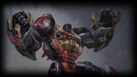 Transformers: Fall for Cybertron - Grimlock Gameplay Trailer (на русском языке)