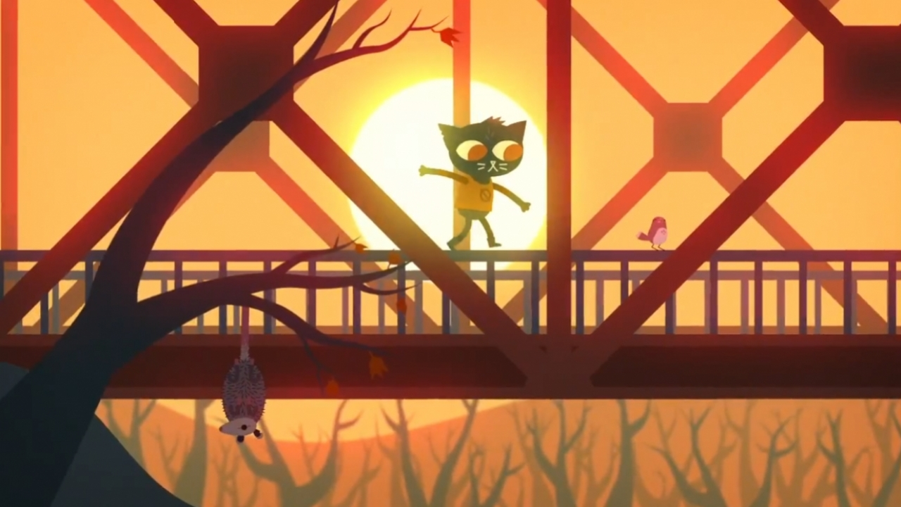 Night in the Woods - E3 2014 Trailer