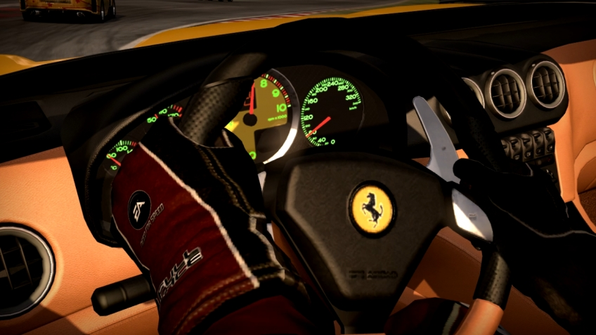 Need for Speed SHIFT - Ferrari Racing Pack Trailer
