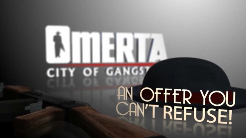 Omerta — City of Gangsters - Free Update Trailer
