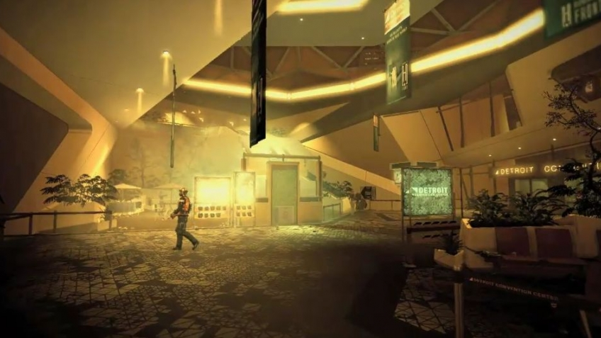 Deus Ex: Human Revolution - Behind 2027 Video Dev Diary
