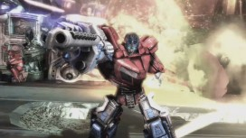 Transformers: War for Cybertron - E3 2010 Trailer