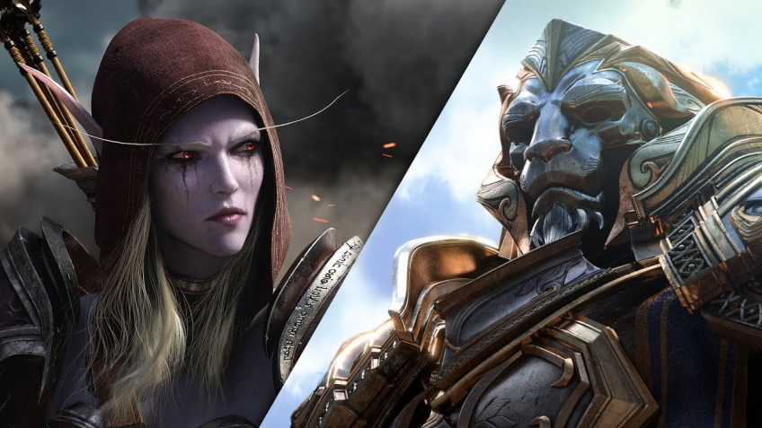 World of Warcraft. Трейлер Battle for Azeroth