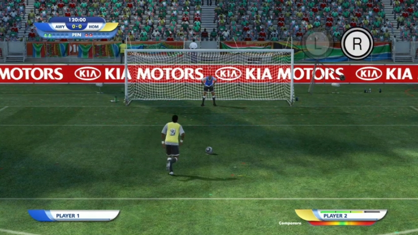 2010 FIFA World Cup: South Africa - Tutorial Trailer 6