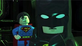 LEGO Batman 2: DC Super Heroes - Open World Trailer