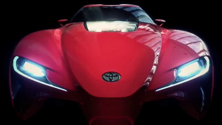 Gran Turismo 6 - Toyota FT-1 Trailer
