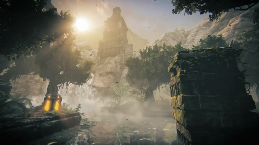 Unreal Engine 3 - 2010 Features Trailer