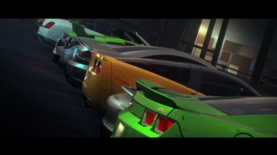 Need For Speed: Most Wanted (2012) - Multiplayer Teaser Trailer