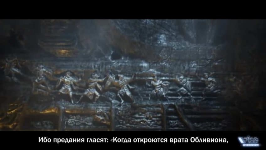 The Elder Scrolls V: Skyrim - Teaser Trailer (русская версия)