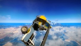 Just Cause 2 - Tuk Tuk Guided Missile Trailer