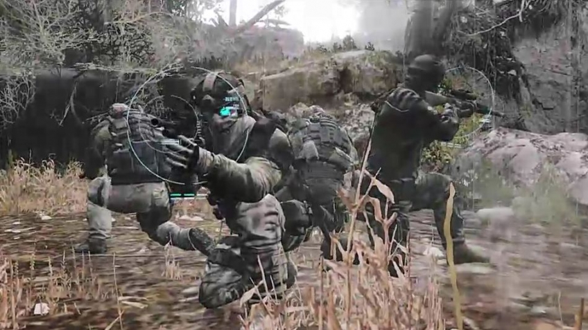Tom Clancy's Ghost Recon: Future Soldier - Action Trailer