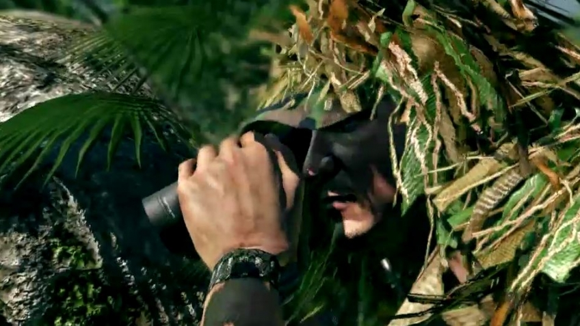 Sniper: Ghost Warrior - PS3 Real Sniper Trailer