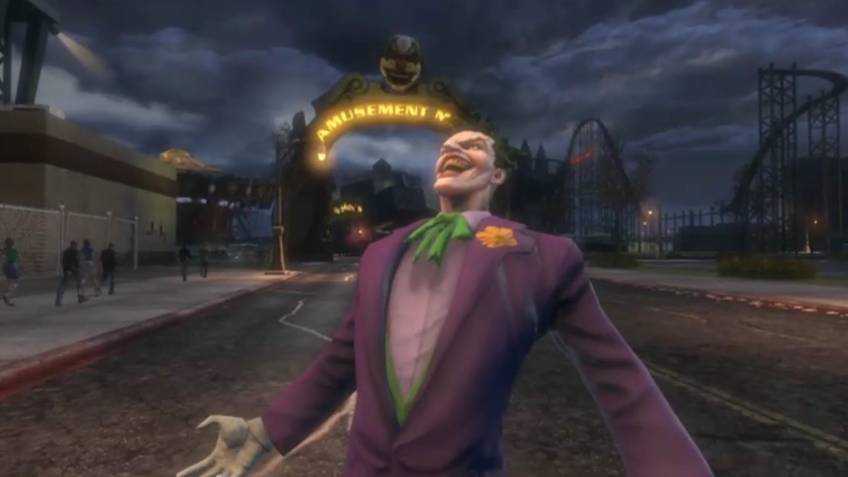 DC Universe Online - Character Create Trailer