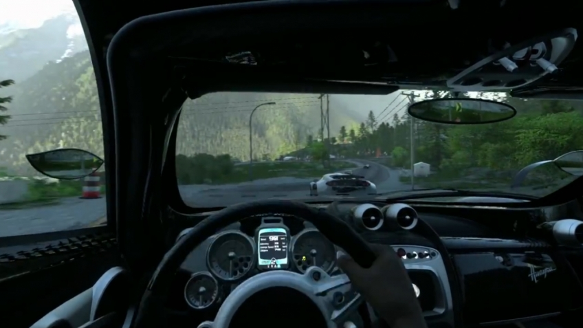 DriveClub - The forests of Canada