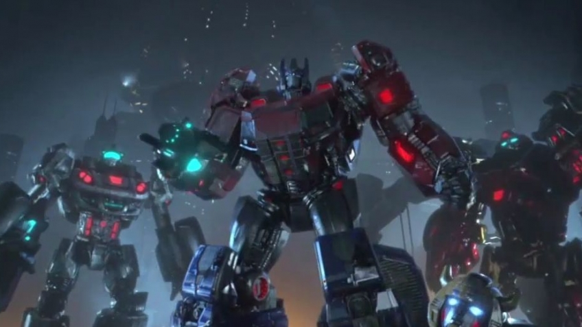 Transformers: Fall of Cybertron - VGA 2011 Teaser