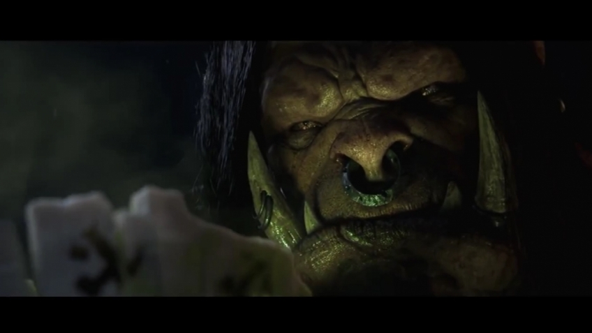 World of Warcraft: Warlords of Draenor - Трейлер