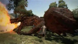 Dragon's Dogma - Drake Battle Trailer