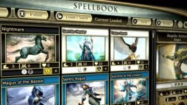 Magic: The Gathering — Tactics - Spellbooks Trailer