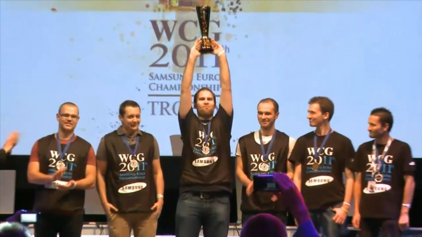 WCG 2011 - Samsung Euro Championship Highlight Video