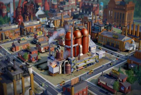 SimCity - Disasters Trailer