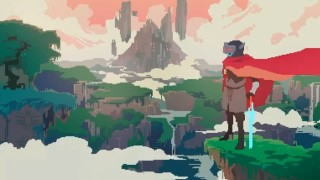 Hyper Light Drifter - PS4 Trailer