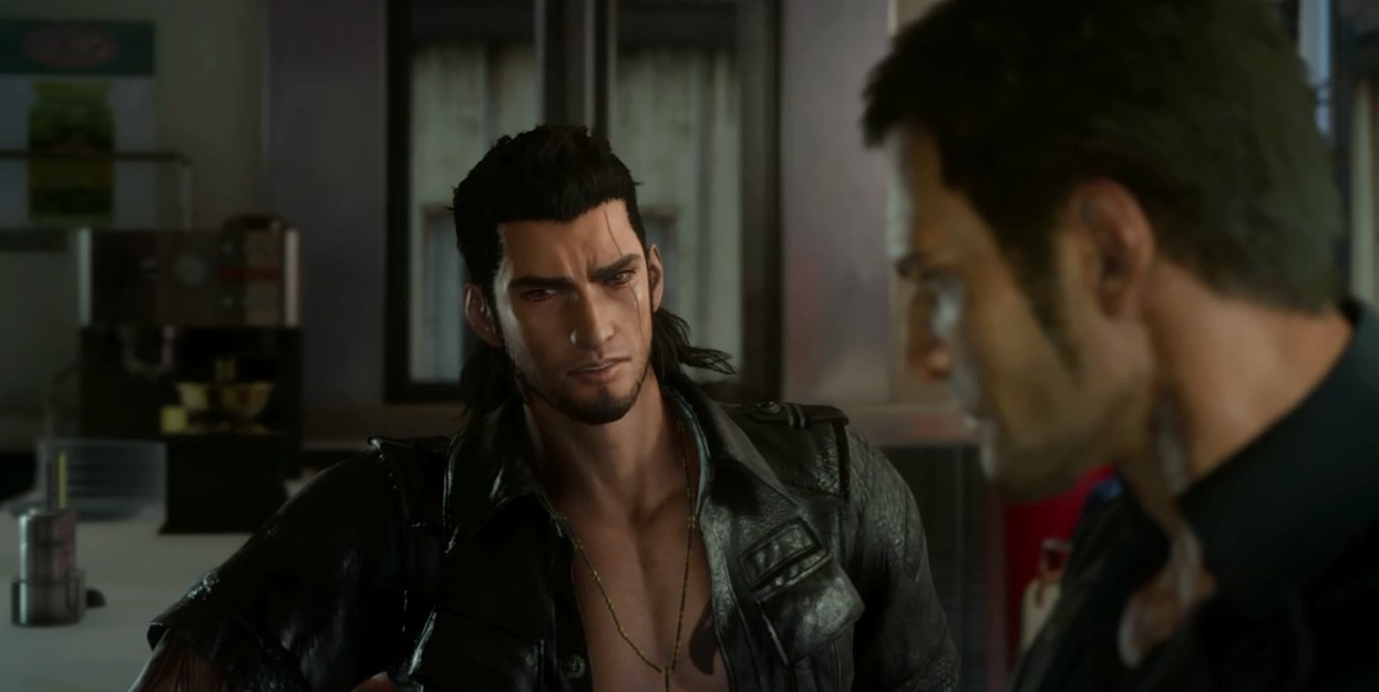 Final Fantasy XV - Episode Gladiolus Trailer