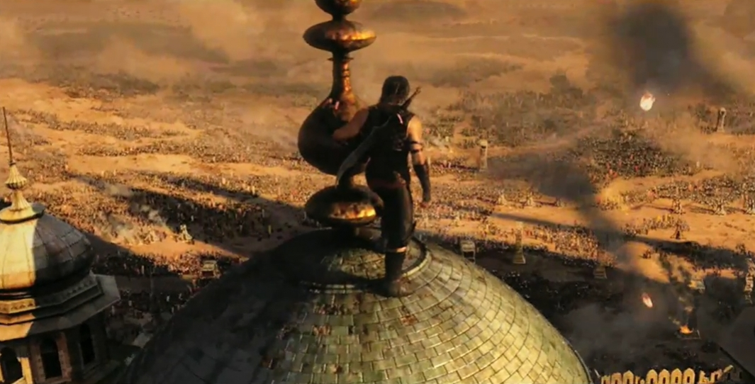 Prince of Persia: The Forgotten Sands - Launch Trailer