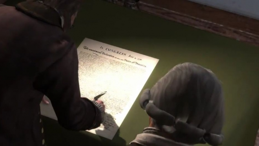 Assassin's Creed3 - PS3 Story TV Commercial Trailer