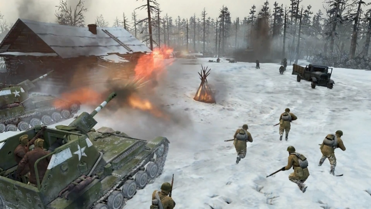 Company of Heroes 2- Redefining War